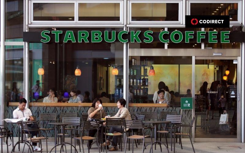 Starbucks, uma marca com um diferencial de valor evidente